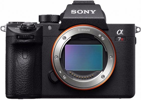 Sony Alpha A7R III Compact System Camera (Body Only)