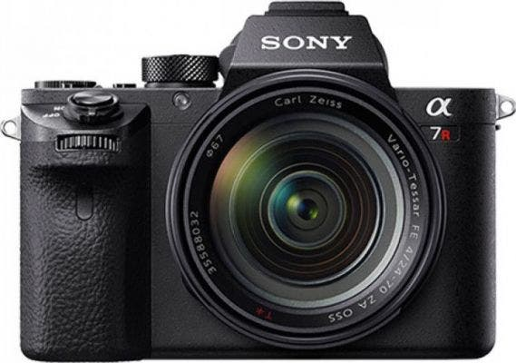 Sony A7R II Compact System Camera w/24-70mm f/4 Lens