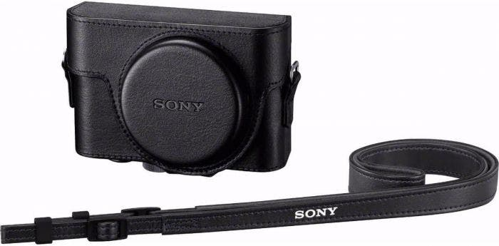 Sony LCJRXF Leather Case for RX100, RX100M2, RX100M3