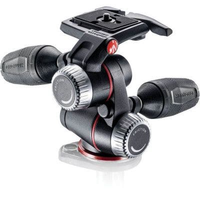 Manfrotto MHXPRO-3W 3 Way Head with Quick Release Plate