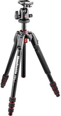 Manfrotto MK055XPRO3-BHQ2 3 Section - Tripod Kit with Ball Head