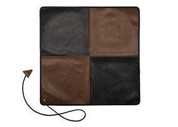 Olympus CS-48 Premium Leather Wrapping Cloth (Brown)