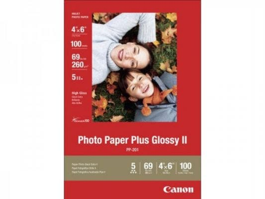 Canon PP2014X6-100 100 Sheets 260gsm Photo Paper Plus Glossy II