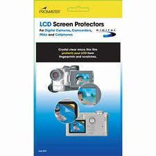 "ProMaster LCD Screen Protector Universal Self Adhesive Film up to 4"" LCD (3pk)"