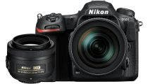 Nikon D500 w/16-80mm & 35mm f/1.8G Lens Digital SLR Camera