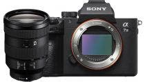 Sony A7 III w/ 24-105mm f4 G Lens Compact System Camera