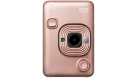 Fujifilm Instax Mini LiPlay Instant Camera - Blush Gold