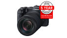 Canon EOS RP w/RF24-240mm f/4-6.3 IS USM Lens Compact System Camera