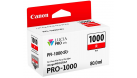 Canon PFI1000R Red Ink Toner