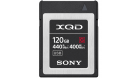 Sony XQD G Series 120GB F Memory Card