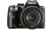 Pentax K-70 w/ DA 18-135mm f/3.5-5.6 WR Lens Black Digital SLR Camera