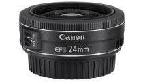 Canon EF-S 24mm f2.8 STM Wide Angle Lens