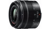 Panasonic Lumix G Vario 14-42 mm f/3.5-5.6 Matt Black