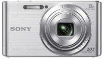 Sony Cybershot W830 Silver Digital Compact Camera