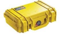 Pelican 1170 Yellow Case with Foam