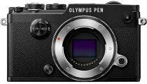 Olympus PEN-F Black Body Only Compact System Camera