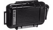 Pelican 1015 Micro Case - Black with Black Liner