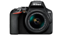 Nikon D3500 Digital SLR Camera w/AF-P DX 18-55mm VR Lens