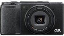Ricoh GR II Black Digital Compact Camera