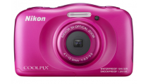 Nikon Coolpix W150 Pink Digital Compact Camera