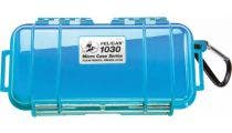 Pelican 1030 Micro Case - Blue with Black Liner
