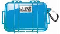 Pelican 1020 Micro Case - Blue with Blue Liner
