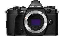 Olympus OM-D E-M5 Mark II Black w/14-42mm EZ & 40-150mm R Lens Compact System Camera