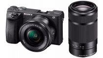 Sony Alpha A6500 w/16-50mm f/3.5-5.6 & 55-210mm f4.5-6.3 Lens Compact System Camera