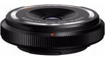 Olympus 9mm f/8.0 Black Fisheye Body Cap Lens
