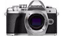 Olympus OM-D E-M10 Mark III Silver Compact System Camera