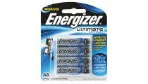 Energizer AA Lithium Battery - 4 Pack