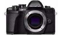 Olympus OM-D E-M10 Mark III Black Body Only Compact System Camera