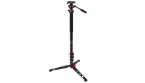 ProMaster Specialist SPCM428K Convertible 4 Section - CINE Monopod Kit