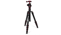 ProMaster XC-M 522K Professional Tripod Kit - Red