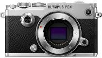 Olympus PEN-F Silver Body Only Compact System Camera