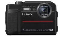 Panasonic Lumix DC-FT7 Black Digital Compact Camera