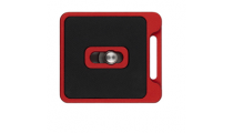 ProMaster Quick Release Plate for XC-M Series Tripod - Red