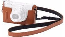 Fujifilm XQ1 Brown Leather Case