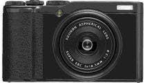 Fujifilm XF10 Black Compact Digital Camera