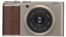 Fujifilm XF10 Champagne Gold Compact Digital Camera