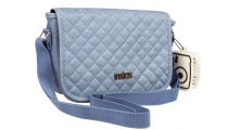 Fujifilm Instax Mini Chambray (Denim) Top Loader Case