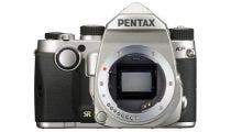 Pentax K-P Silver Digital SLR Camera