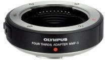 Olympus MMF-3 Four Thirds to Micro Four Thirds Adaptor