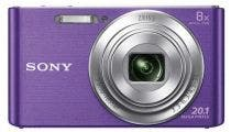 Sony Cybershot W830 Violet Digital Compact Camera