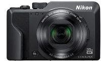 Nikon Coolpix A1000 Black Digital Compact Camera