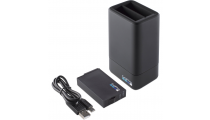 GoPro Fusion Dual Battery Charger & Battery
