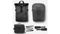 Wandrd PRVKE 21 Backpack Photo Bundle - Black