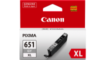 Canon CLI651XLGY Grey Extra Large Ink Tank