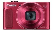 Canon Powershot SX620HS Red Digital Compact Camera