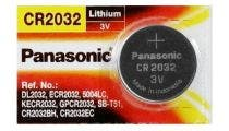 Panasonic CR-2032 Lithium Battery